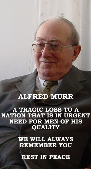alfred murr